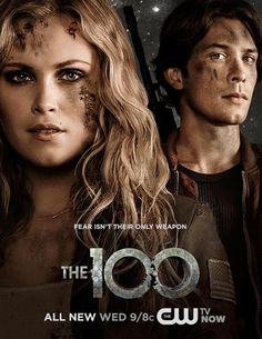 Everybody needs to watch this show! The first season is on Netflix and the second season is on the CW and the CW app! Please watch it! The 100 is awesome. Bob Morley, Eliza Taylor, Best Series, Best Tv Shows, Favorite Tv Shows, Marie Avgeropoulos, Alycia Debnam Carey, The 100 Saison 2, Grey's Anatomy
