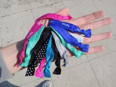 On-The-Go #Hair Band Bracelets! Get yours today! #hairband #workoutgear #girlsgonesporty