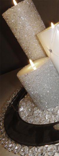 DECORATE MY WEDDING Acrylic Pebbles