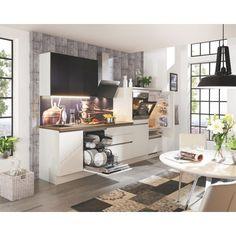 Küchenblock von CELINA - Erleben Sie das Flair einer unvergleichlichen Küche!