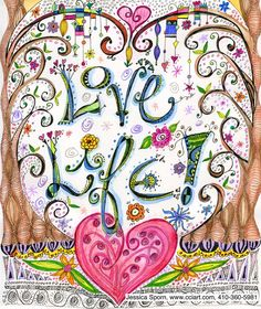 Love LifeLR | the secret to a life filled with love is to lo… | Flickr