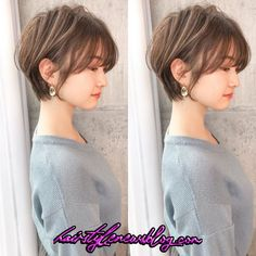 Best Picture For Haircut Types For Your Taste You are looking for something, and it is going to tell Kpop Short Hair, Korean Short Hair, Short Thin Hair, Short Hair With Layers, Girl Short Hair, Short Hair Cuts, Pixie Haircut For Thick Hair, Cute Hairstyles For Short Hair, Wavy Hair