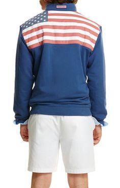 Mens Flag Shep Shirt