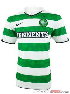 Nike Celtic Home Jersey 2010-2012...$55.99