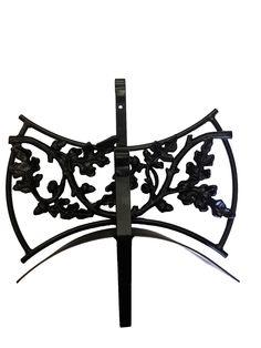 Fleur Di Les Hose Holder   Outdoor Wrought Iron Design Ideas   Pinterest   Hose  Holder, Garden Hose Hanger And Garden Hose