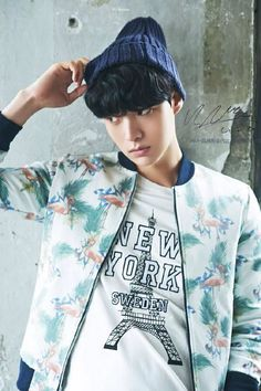 Ahn Jae Hyun for AMH