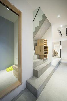 Otsuka-Dofukuten | Yusuke Seki | Archinect