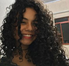 Baddie Hairstyles, Curled Hairstyles, Braided Hairstyles, Cool Hairstyles, Curly Hair Styles Easy, Natural Hair Styles, Long Hair Styles, Hair Reference, Curly Girl