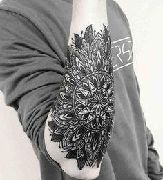 Outer Forearm Tattoo, Neck Tatto, Forearm Flower Tattoo, Forearm Sleeve Tattoos, Forearm Tattoo Design, Mandala Tattoo Design, Flower Tattoo Designs, Tattoo Designs Men, Leg Tattoos