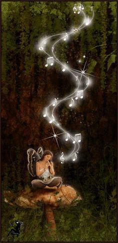 ♪♫♪♫ Fairy flute music
