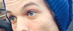 louis' eyes god i can't