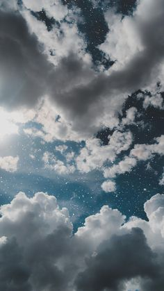 Ideas landscape photography clouds wanderlust for 2019 Cloud Wallpaper, Iphone Background Wallpaper, Aesthetic Iphone Wallpaper, Nature Wallpaper, Screen Wallpaper, Phone Backgrounds, Aesthetic Wallpapers, Dark Wallpaper, Whatsapp Wallpapers Hd