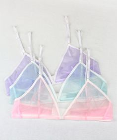 The 25 Best Unlined Bras and Bralettes Perfect for a Hot Summer   StyleCaster