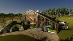house in a greenhouse - Google-søgning