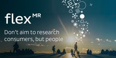 Don't aim to research consumers, but people