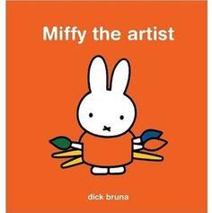 Miffy the Artist by Dick Bruna, http://www.amazon.com/dp/1854378236/ref=cm_sw_r_pi_dp_hYi8ub1969118