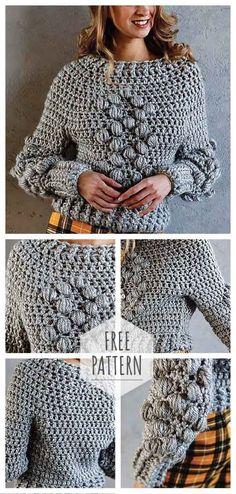 The new designs crochet is just an abundance of shushhek. How Do you like this option from the lush Knitting Patterns, Crochet Patterns, Crochet Abbreviations, Crochet Art, Crochet Blouse, Cardigan Pattern, Top Free, Abundance, Crochet Projects