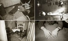 Amazing 70 year old crime scene photos of murder suicide identified
