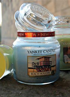 Review | Sommerzeit = Kerzenzeit!? Beach Holiday von Yankee Candle