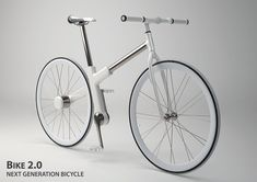 Next generation bicycle