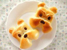 いぬパン ブルドッグのソースかつパンの画像