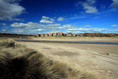 Alnmouth - fab beach