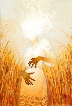 "inkyami: ""The ray of blazing, scorching, devouring sunshine. Inspiration Artistique, Illustration Mode, Jolie Photo, Pretty Art, Art Plastique, Oeuvre D'art, Cool Drawings, Art Inspo, Art Sketches"