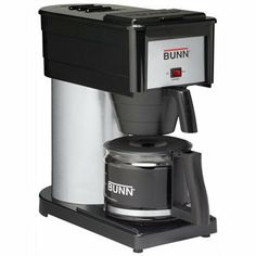 Brew café quality coffee at home with the Bunn Velocity Brew High Altitude 10 Cup Home Coffee Brewer: a high-quality home brewer designed for use in high-altitude areas above feet Coffee Maker Reviews, Best Coffee Maker, Drip Coffee Maker, Best Espresso, Espresso Coffee, Italian Espresso, Black Coffee, Industrial Coffee Maker, Bunn Coffee