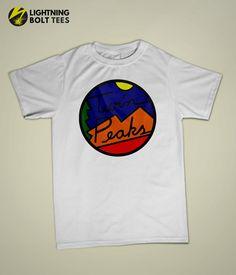total cool!! T Shirt Adult S M L XL David Lynch Twin Peaks  Dale Cooper Tee