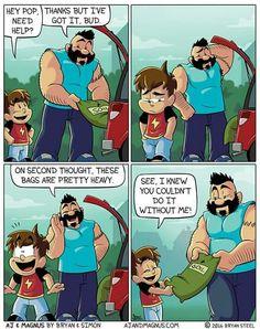Gay Comics, Cute Comics, Funny Comics, Funny Video Memes, Stupid Funny Memes, Funny Posts, Lgbt Memes, Funny Comic Strips, Comics Story