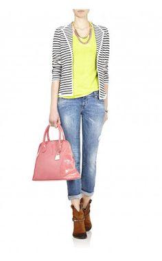 Liu Jo - primavera estate 2014 - shopping grande MELANIE 95€ My Style Bags cd8cb41211f