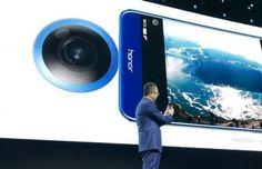 Huawei anunta Honor VR Camera (foto si video la 360)