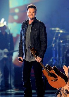 Blake Shelton...I need tix to his concert!!
