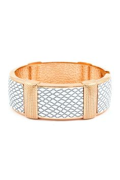Leather Lana Bracelet | Emma Stine Limited