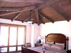 4x4 Ceiling Beams  All of our beams are custom made to any specifications, the price below is for a 64 foot minimum with a 4x4 finished beam...