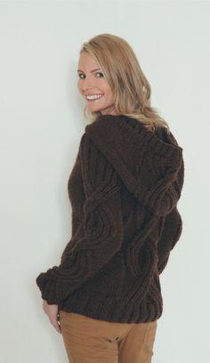 Casaco de tricô                                                                                                                                                      Mais