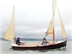 I love wooden boats!