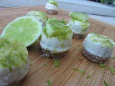 Lime-Mojito Bites