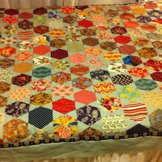 Juud's Quilts: Whirligig quilt