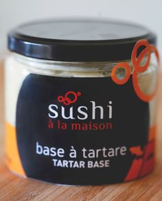 Mayonnaise épicée & base à tartare - Sushi à la Maison Mayonnaise, Food, Tartarus, Products, Recipes, Kitchens, Essen, Meals, Yemek