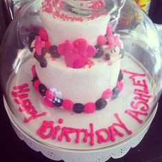 B-day Cake Gwen Got Me
