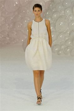 Chanel for Spring 2012