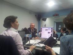 """Antonio Banda, CEO de Feelcapital, en Radio Inter (Intereconomía): """"Ahorrar es una necesidad y este es un mensaje para los más jóvenes"""". #FondosDeInversión (7 de mayo de 2015)."""
