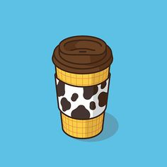 A Collection of Pop Culture Favorites Re-Imagined as Cute Coffee Cups! Cute Coffee Cups, Cute Cups, Coffee Mugs, Cultura Pop, Favorite Cartoon Character, Character Art, Cute Disney, Disney Art, Disney Drawings