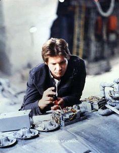 Han Solo - Falcon fix