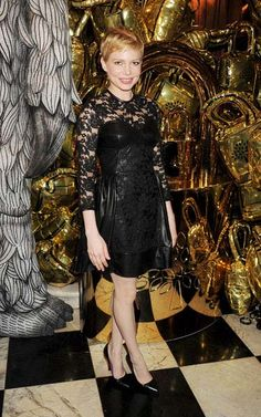 Michelle Williams in Mulberry