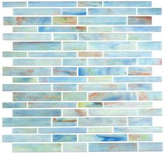 Susan Jablon is a family business run by artists in upstate New York. Browse our selection of glass tile, and create a custom mosaic glass tile design today. Green Mosaic Tiles, Mosaic Backsplash, Glass Mosaic Tiles, Kitchen Backsplash, Glass Tile Bathroom, Bathroom Ideas, Iridescent Tile, Mosaic Tile Designs, Window Grill Design