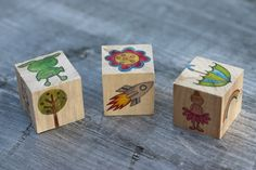 Story Dice - for Writing Center