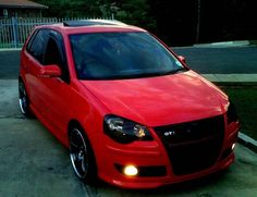 Polo GTI Vw Polo Modified, Mercedes C63 Amg, Volkswagen Touran, Polo Classic, Vw Beetles, Custom Cars, Cool Cars, Porsche, Pure Products