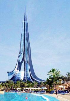 Dubai- Conceptual